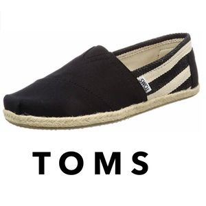 TOMS cloth flats